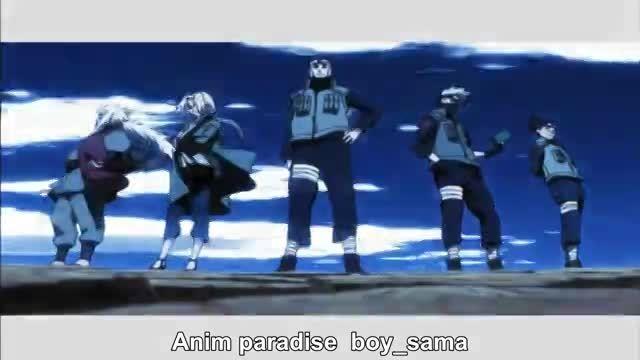 ناروتو شیپودن قسمت 32(صوت انگلیسی)- Naruto shippuden 32