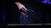 معرفی اولین نسل iPod nano توسط استیو جابز در 7 سپتامبر 2005