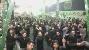 زنجیر زنی ، کرمان هیات امام سجاد توکل آباد  مسلم سلطانی