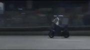 موتور سوار فوق حرفه ای