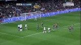 والنسیا vs بارسلونا | 1 - 1 | گل اول | لیونل مسی