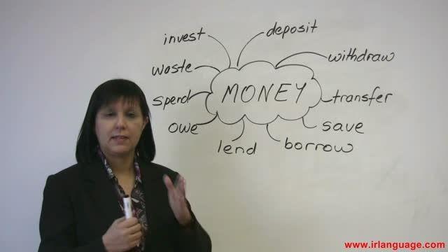 آموزش زبان قسمت 12 - How to talk about money