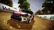 بازی ماشین سواری WRC The Official Game