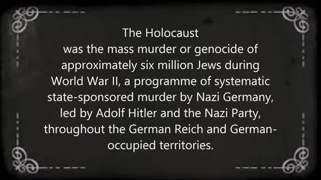 جنایات هیتلر(تقدیم به هیتلر دوستان اپارات)