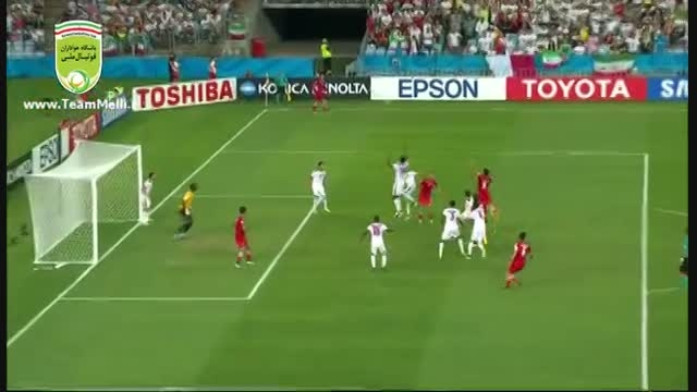 ایران 1 - 0 قطر (جام ملت های آسیا 2015)