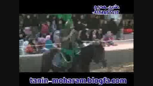 حر و حضرت عباس-حسن نرگسخوانی و سید محسن هاشمی 91 شینقر