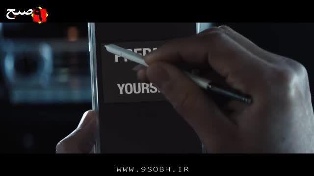 معرفی گوشی Samsung Galaxy Note Edge