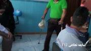 درمان ضایعه نخاعی با طب سوزنی (آقای اینانلو)