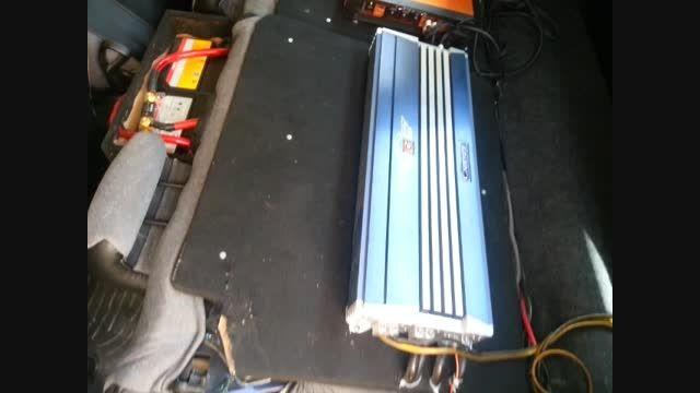 سیستم صوتی با ساب گرند زیرو