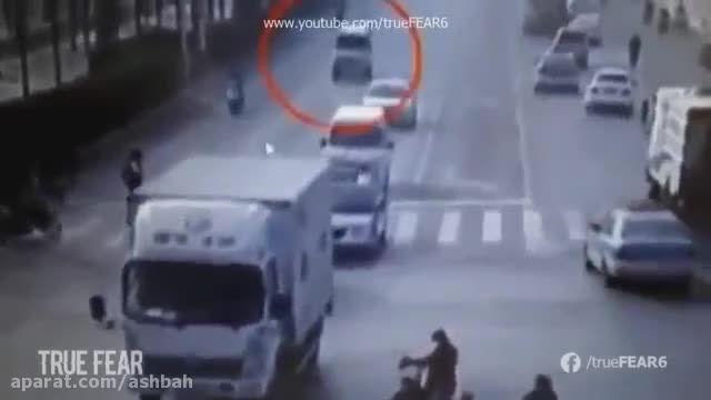 حادثه خیلی عجیب ومرموز!!