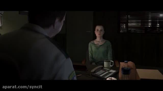 تریلرز: تریلر رسمی نسخه PS4 بازی زیبای BEYOND TWO SOULS