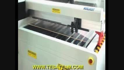 فروش جدیدترین دستگاه های حکاکی و  برش لیزری فلزات