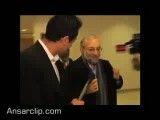 پاسخ دندان شکن لاریجانی به بی بی سی فارسی