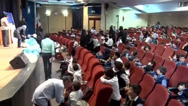 برگزاری مراسم هفته ملی و روز جهانی کودک