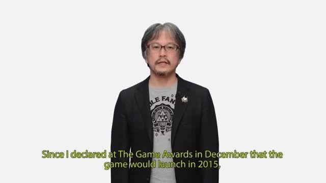 صحبت های ائونوما درباره  The Legend of Zeldaکنسول Wii U