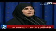 احمدی نژاد و طعنه به لاریجانی