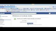 آموزش حذف اکانت facebook