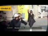 صحنه های فجیع سركوب مردم در بحرین در خیابان های بحرین - بیداری اسلامی