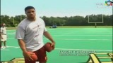 حرکات دیدنی و عجیب از بازیکنان فوتبال آمریکایی