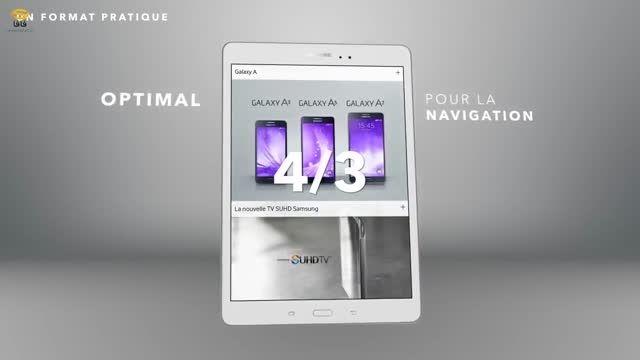 Samsung Galaxy Tab A Commercial