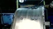 تولید فیلتر روغن ماشین (صنایع فلزی)