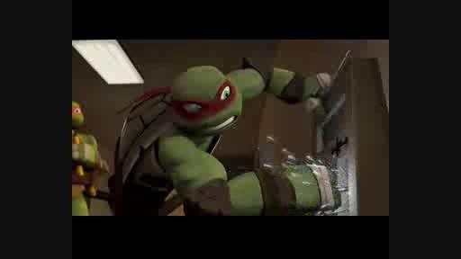لاکپشت های نینجا 2012 فصل 1 قسمت 15 دوبله فارسی