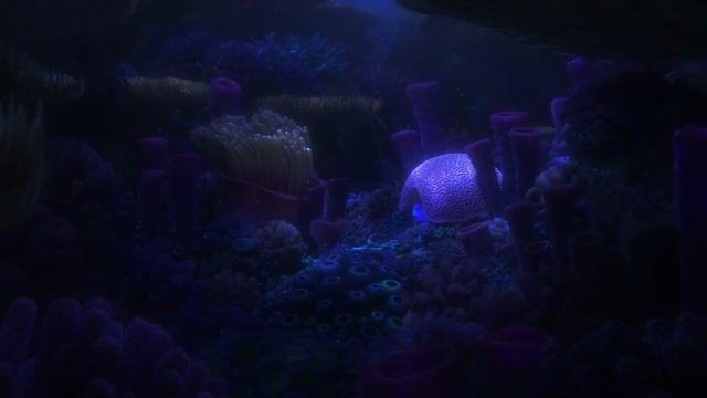 نمایشی از انیمیشن Finding Dory