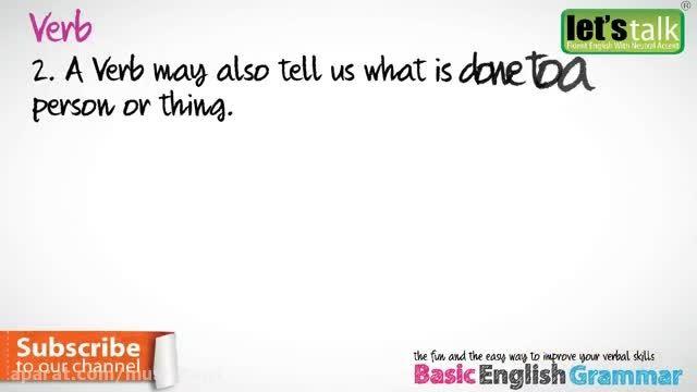 آموزش گرامر زبان انگلیسی (افعال و زمان ها)