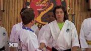 کوفی کینگستون در سریال کاراته کاها