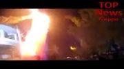 سوریه: حمله مردم سوریه به سفارت ترکیه در سوریه/