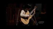 گیتار از زوئیفی یانگ - Bach_Air on a G String