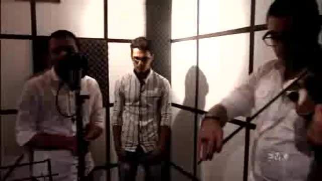 """اجرای زنده ی""""دنیامو """"از ღEmo bandღ"""