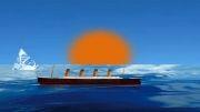 انیمیشن (کشتی تایتانیک) ،مسابقه انیمیشن سازی سرمه و سرخ