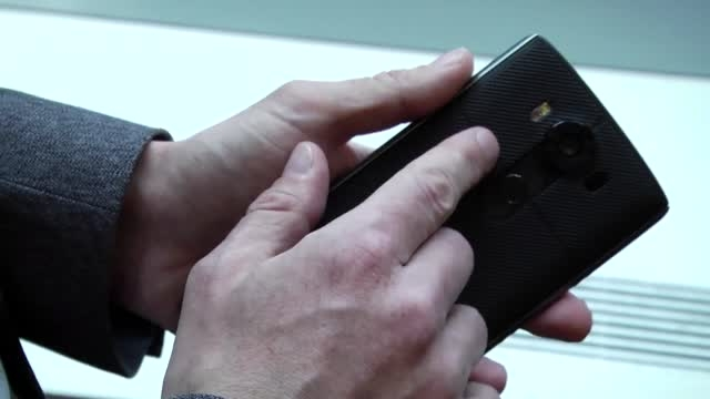 Hands On With The LG V10