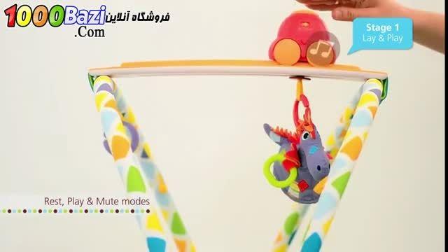 فیلم سفره عروسک نوزاد و کودک Yookidoo