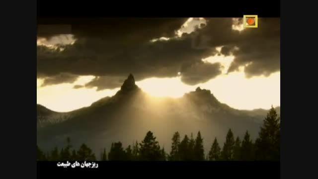 ریز جهان های طبیعت با دوبله فارسی - پارک ملی یلو استون