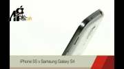 مقایسه iPhone 5S با Samsung Galaxy S4