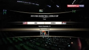 فینال بسکتیال جام جهانی امریکا-صربستان