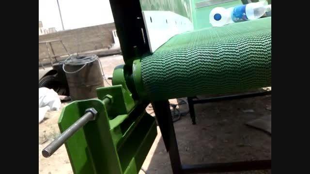 سازنده نوار نقاله های معدنی و غذایی و بازیافت پلاستیک
