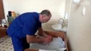 کنترل کیفیت نوزاد
