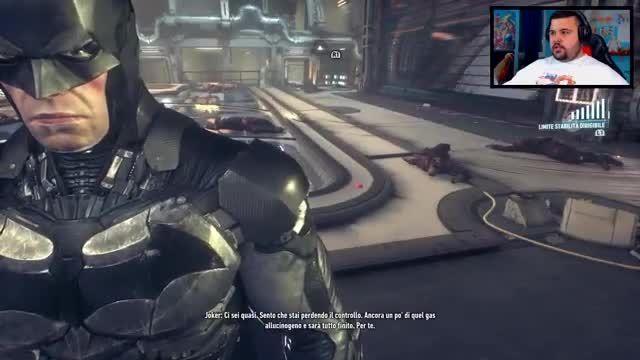 Batman arkham knight part 20 joker