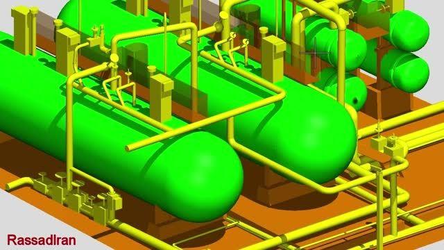 مدل سازی سه بعدی از داده های اسکنر سه بعدی