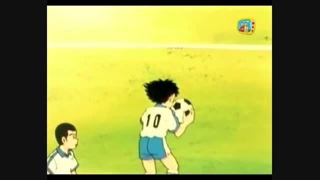 کارتون فوتبالیستها 3 قسمت 5 دوبله فارسی