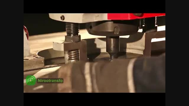 تولید ترانسفورماتور توزیع در شرکت نیرو ترانسفو