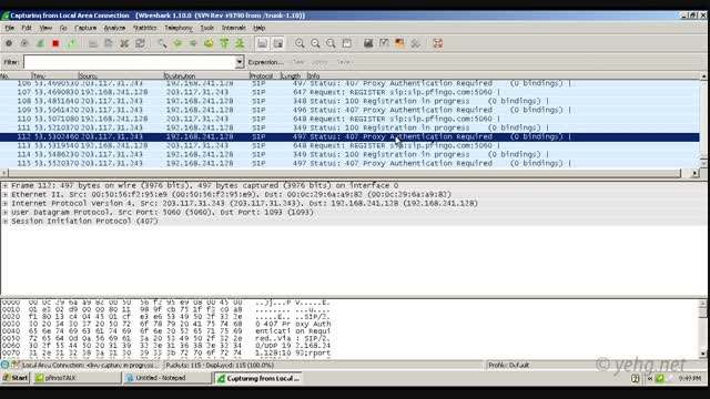 From Obfuscated Traffic to Account Compromise