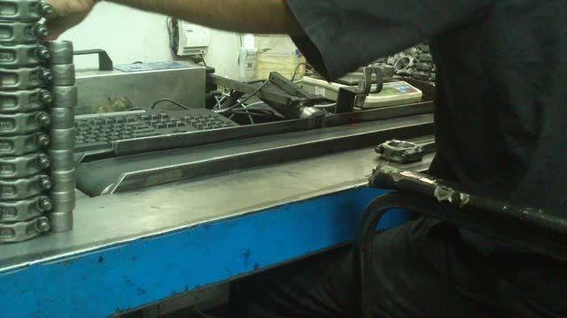 جت پرینتر شرکت دیاکو آسیا در خط تولید قطعات خودرو