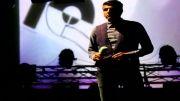 کلیپ تصویری اجرای زنده حامد روزبه در افتاحیه برندpcnet