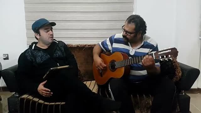 """آهنگ """"گل سنگم"""" با اجرای محمد قلی پور"""