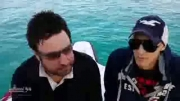 کلیپ زیبای مصاحبه با مرتضی پاشایی و محمد علیزاده
