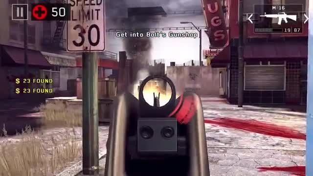 تریلر بازی Dead Trigger 2 برای ویندوزفون